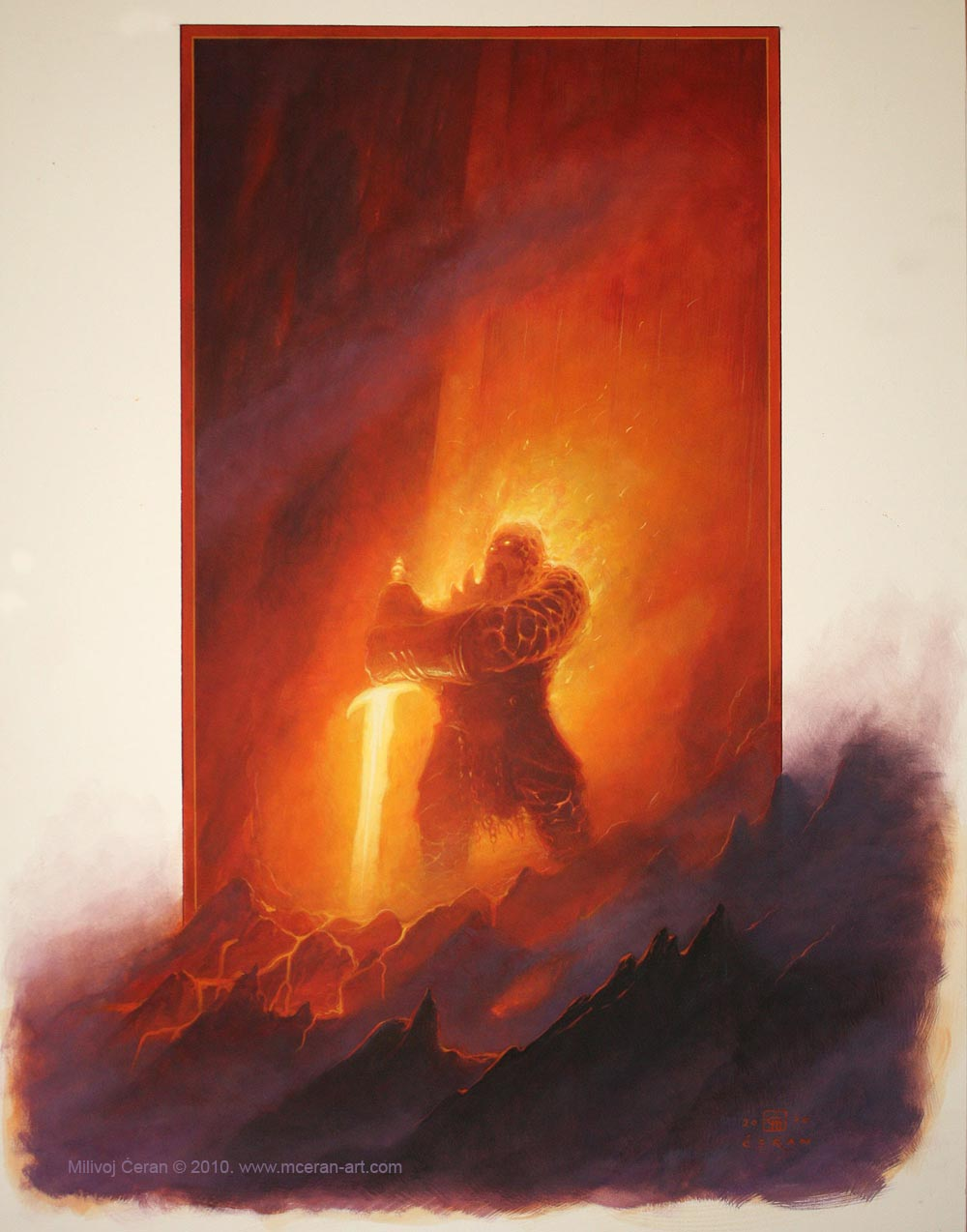Milivoj Ceran Norse Mythology