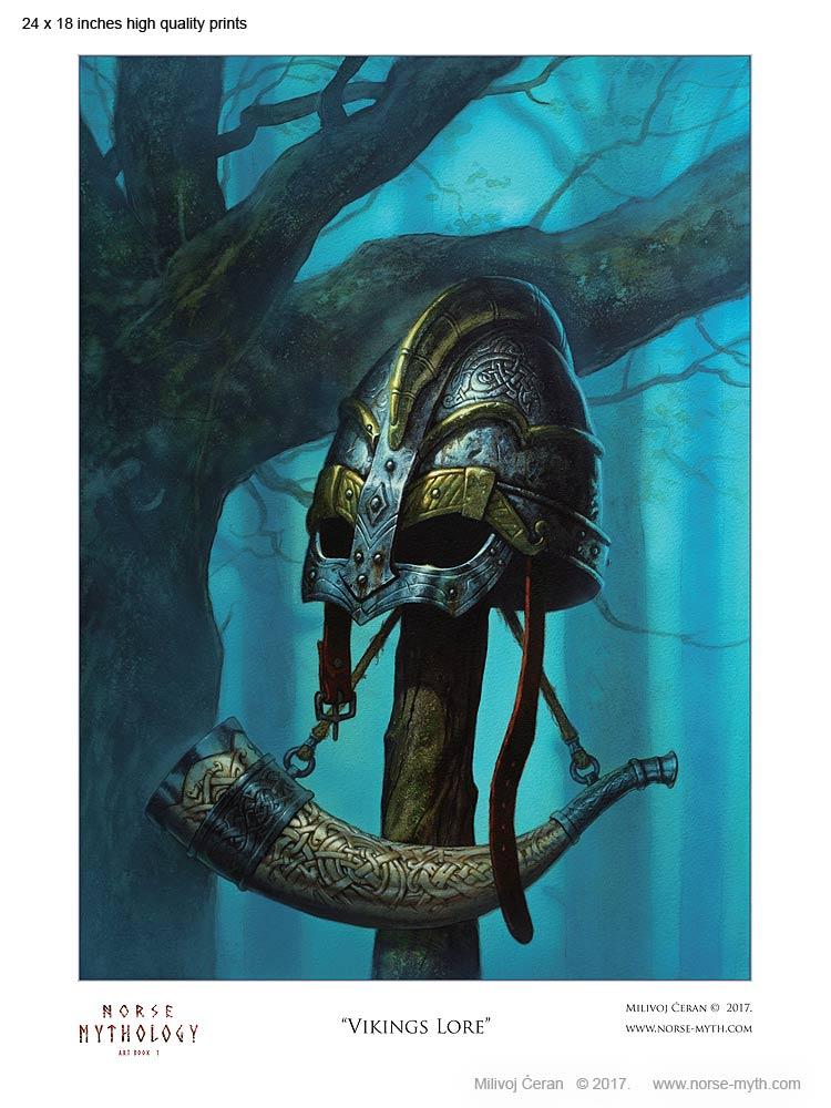 Norse-Mythology-print-002-Vikings-Lore-24-x-18