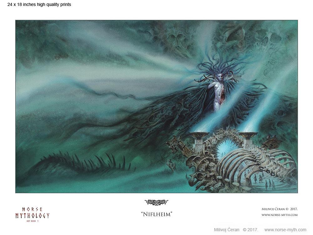 Norse-Mythology-print-007-Niflheim-24-x-18